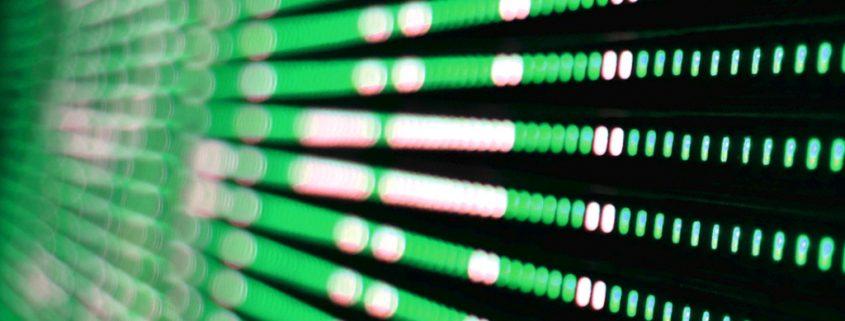 luces LED farmacia