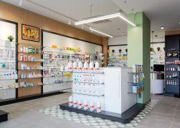 Vista general. Farmacia Silvia Quiñones - Muriedas (Cantabria)