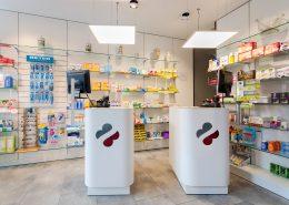 Reforma farmacia Angel Sota Santander